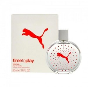 Puma Time To Play Woman 90 Ml Edt