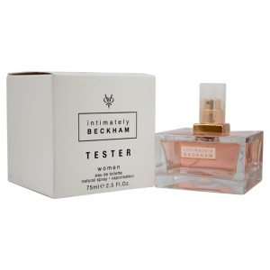 DAVID BECKHAM INTIMATELY WOMEN WODA TOALETOWA 75 ML TESTER