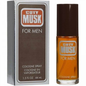 COTY MUSK FOR MEN WODA KOLOŃSKA 44ML