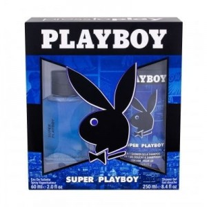 Playboy Super Playboy 60Ml edt+ 250 Ml żel pod prysznic