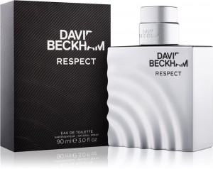 David Beckham Respect 90ml Edt
