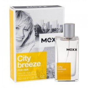 MEXX CITY BREEZE FOR HER WODA TOALETOWA 50ML