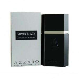 Azzaro Silver Black 100Ml Edt
