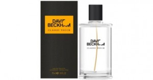 David Beckham Classic Touch 90 Ml Edt