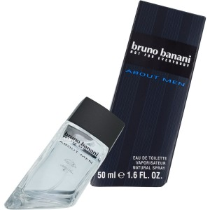 Bruno Banani About Men 50 Ml edt