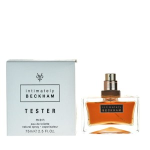 DAVID BECKHAM INTIMATELY MEN WODA TOALETOWA 75ML TESTER