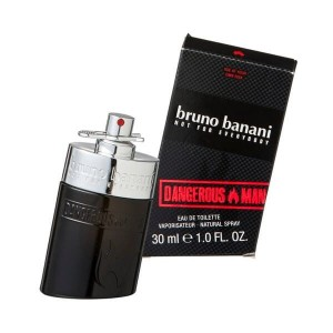 Bruno Banani Dangerous Man 30 Ml Edt