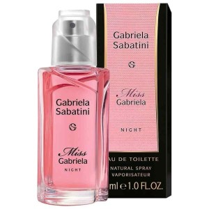 Gabriela Sabatini Miss Gabriela Night 30 Ml Edt