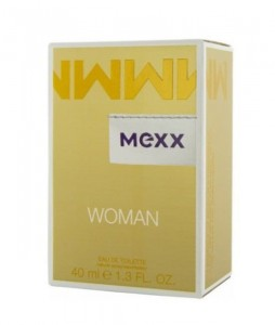 MEXX WOMAN WODA TOALETOWA 40ML SPRAY