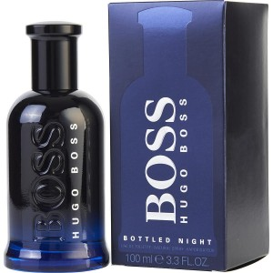 HUGO BOSS N 6 BOTTLED NIGHT WODA TOALETOWA 100 ml