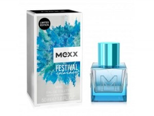 Mexx Man Festival Splashes Man 50 ml edt