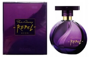 Avon Far Away Rebel 50 ml woda perfumowana