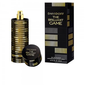 DAVIDOFF The Game Brillaiant WODA TOALETOWA 100 ml
