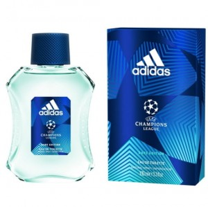 ADIDAS UEFA CHAMPIONS LEAGUE DARE EDITION WODA TOALETOWA 100ML