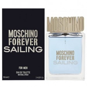MOSCHINO FOREVER SAILLING WODA TOALETOWA 100ML
