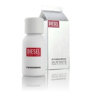 DIESEL PLUS PLUS FEMININE WOMAN WODA TOALETOWA 75ML SPRAY