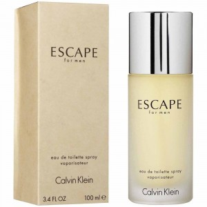 CALVIN KLEIN ESCAPE MEN WODA TOALETOWA 100ML SPRAY