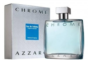AZZARO CHROME 200 ML Edt