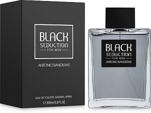 Antonio Banderas Seduction In Black Men woda toaletowa 200 ml
