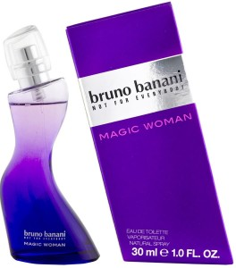 BRUNO BANANI MAGIC WOMAN WODA TOALETOWA 30ML
