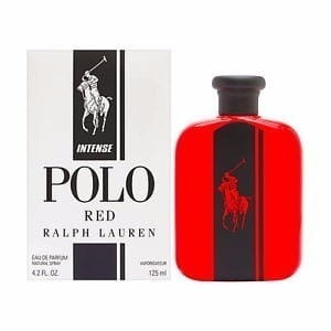 Ralph Lauren Red Polo Intense 125 Ml Woda Perfumowana Tetser