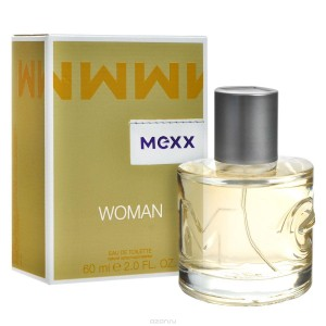 MEXX WOMAN WODA TOALETOWA 60ML SPRAY