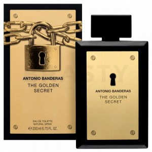 Antonio Banderas The Golden Secret 200 ml edt