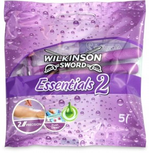 Wilkinson Sword Essentials 2 5szt.