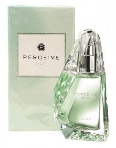 AVON PERCEIVE DEW Woman WODA PERFUMOWANA 50ML edp