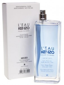 KENZO L EAU   HOMME WODA TOALETOWA SPRAY 100ML TESTER