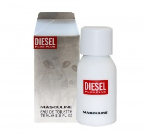 DIESEL PLUS PLUS MASCULINE WODA TOALETOWA 75ML SPRAY