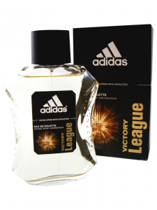 ADIDAS VICTORY LEAGUE WODA TOALETOWA 100ML SPRAY