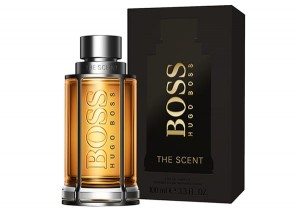 HUGO BOSS THE SCENT WODA TOALETOWA 100ML