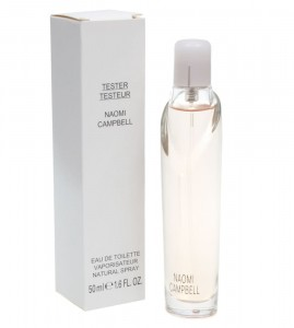 Naomi Campbell 50 Ml edt Tester