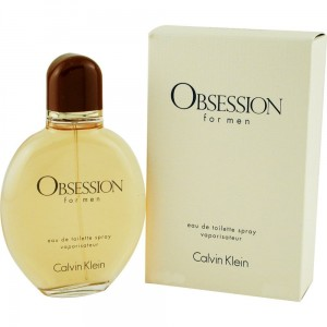 CALVIN KLEIN OBSESSION MEN WODA TOALETOWA 125ML SPRAY