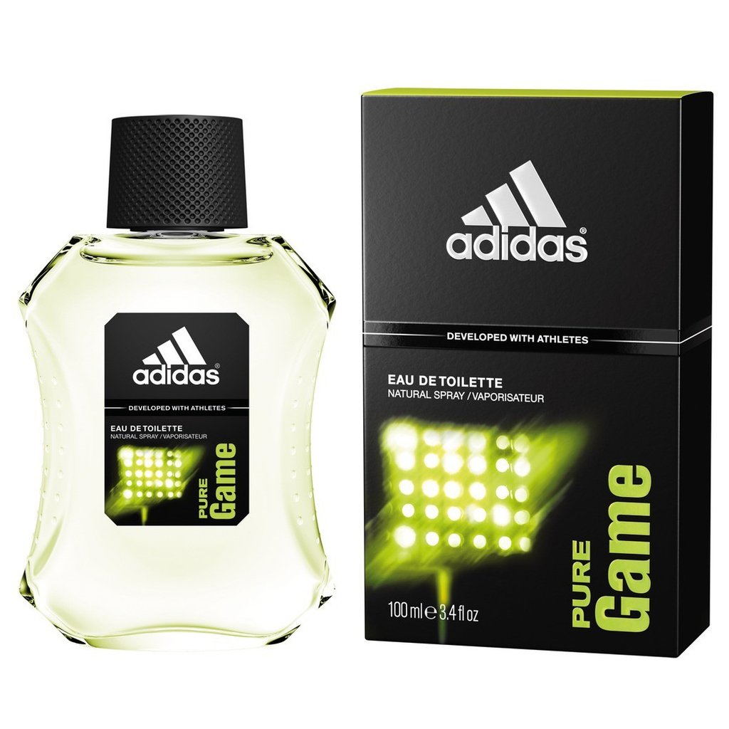 Adidas Pure Game 100Ml Edt
